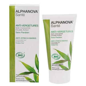 Alphanova - Soin anti-vergetures concentré double action bio