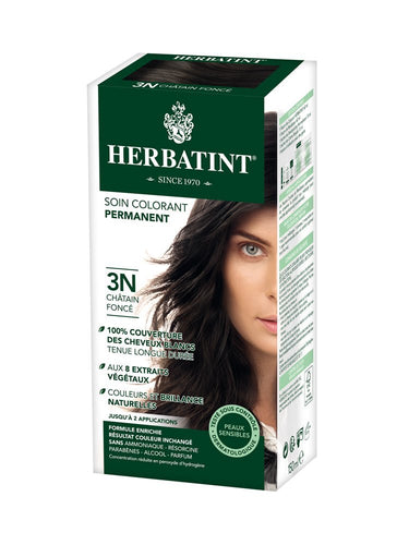 Phytoceutic Herbatint 5N/Châtain Clair Gel Permanent 120 ml