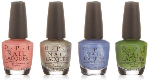 OPI Vernis à Ongles Kit New Orléans Collection 4 x 3,75 ml