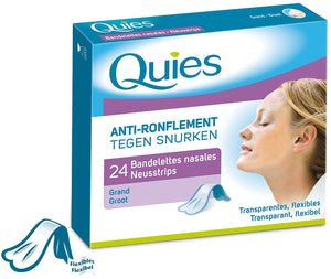 Quies - Bandelettes Nasales - Petite Taille
