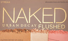 Urban Decay Naked Flushed Palette New Release Streak