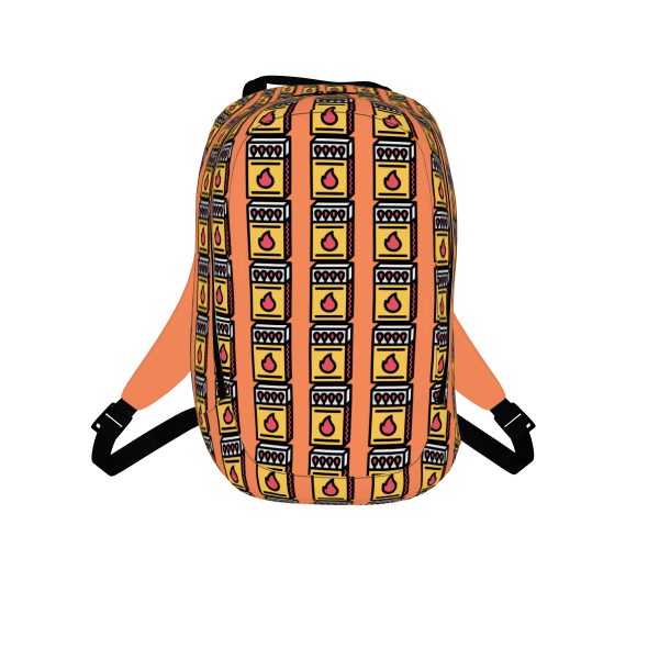 Match-Boxes Icon Backpack