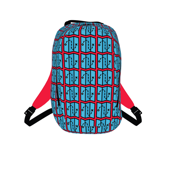 Maps Icon Backpack