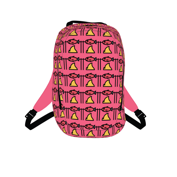 Bonfire-Fishes Icon Backpack
