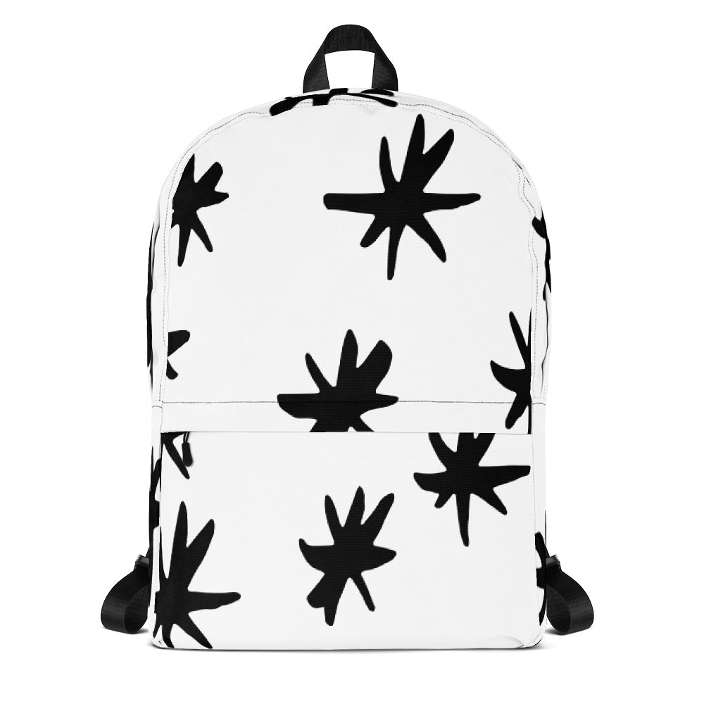 Black Stars Backpack