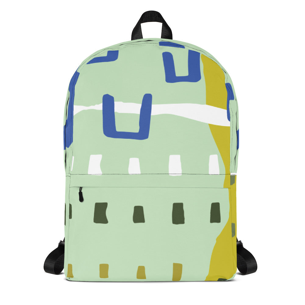 Tiny Windows Backpack
