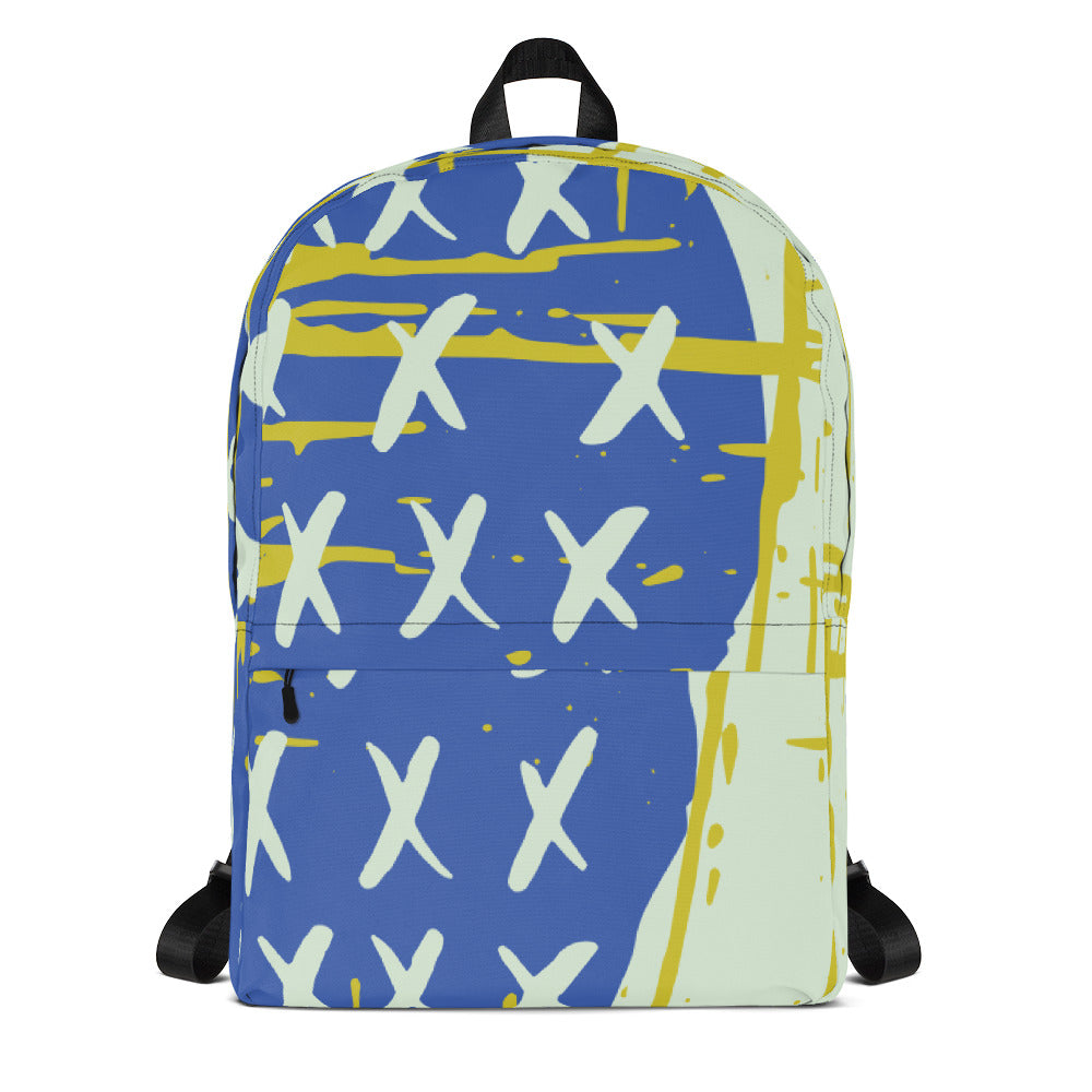 Multiple Xs Backpack