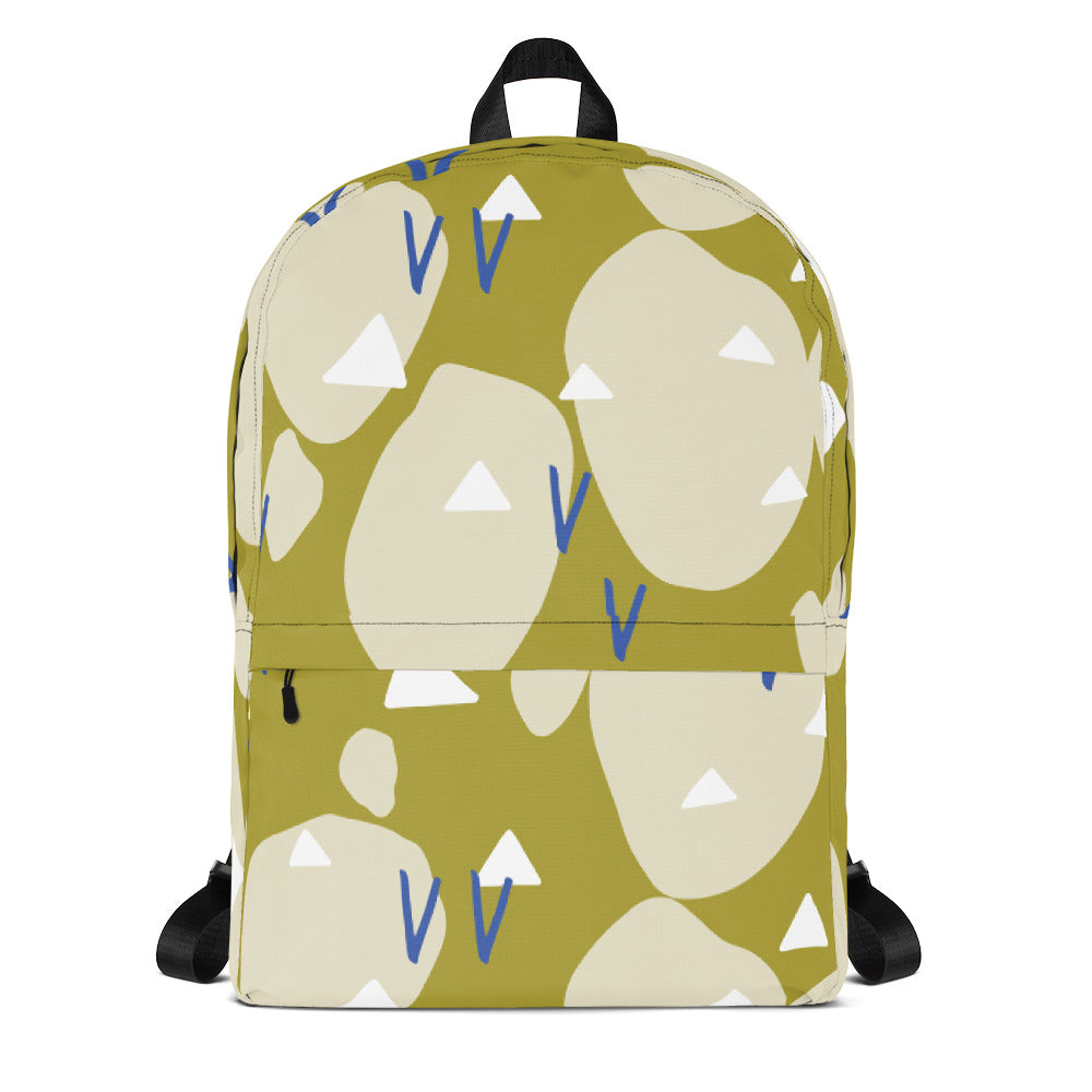 Circles & V Backpack