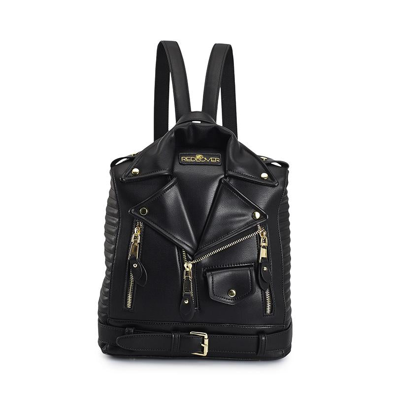 Leather Jacket Rucksack
