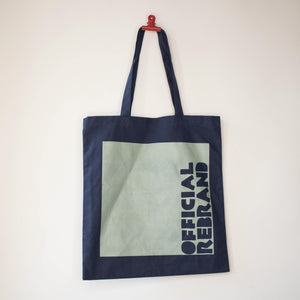 Open image in slideshow, OFFICIAL REBRAND OVERPRINT tote