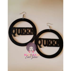Queen Hoop (black)