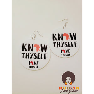 Know Thyself...