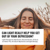 Light Therapy - for Depression, Discolored Skin, Stress & Wrinkles? Part 2 all about Depression and Light Therapy