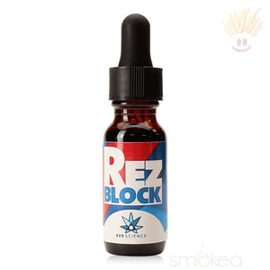 420 Science Rez Block 15ml Bottle - The Baked Potato Store
