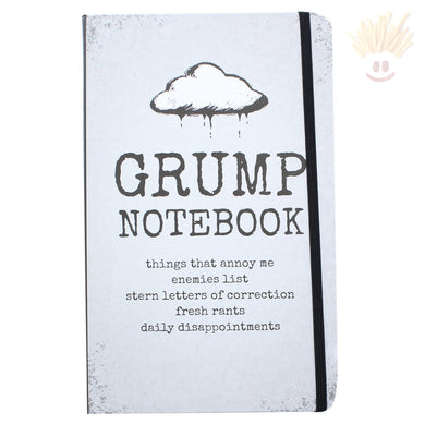 Big Grump 96-Page Notebook Novelty Items