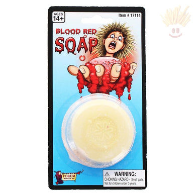 Bloody Novelty Bathroom Soap Items