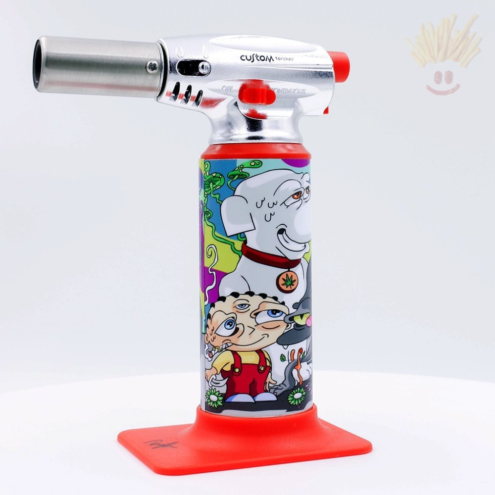 Dunkees Snowball Torch Torches