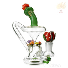 Empire Glassworks Mini Mushroom Recycler Bongs