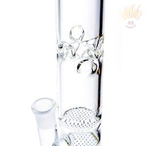 Kings Pipe 18 Triple Honeycomb Straight Bong Bongs
