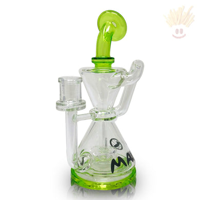 Mini Puck Recycler Rig Ooze Bongs