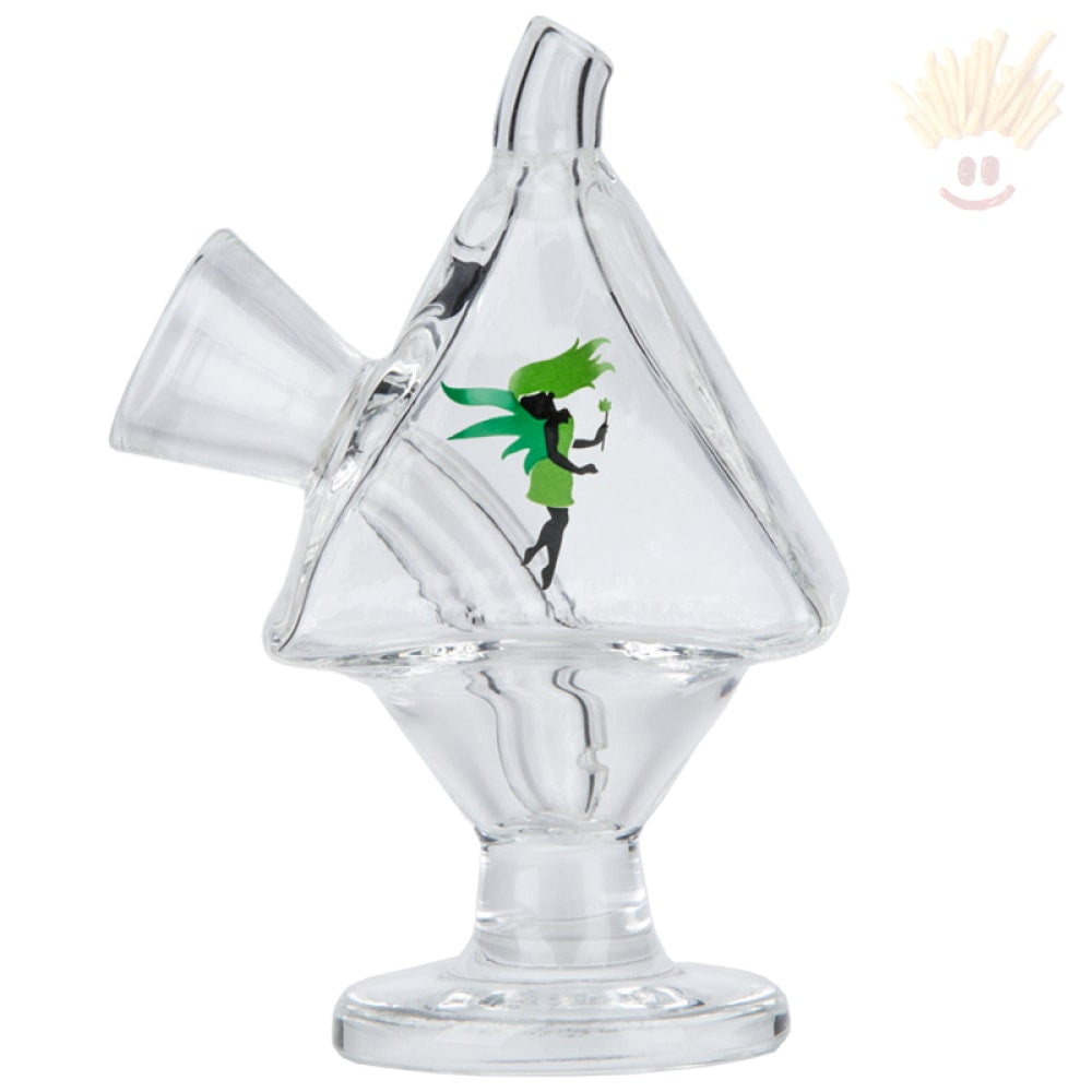 Mj Arsenal - King Toke Pyramid Bubbler Bubblers