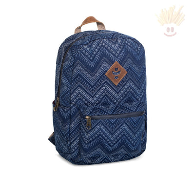 Revelry Escort Odor Absorbing Backpack Indigo Accessories