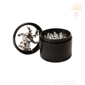 Sharpstone Clear Top Hand Crank 2.5 4Pc Grinder Herb Grinders