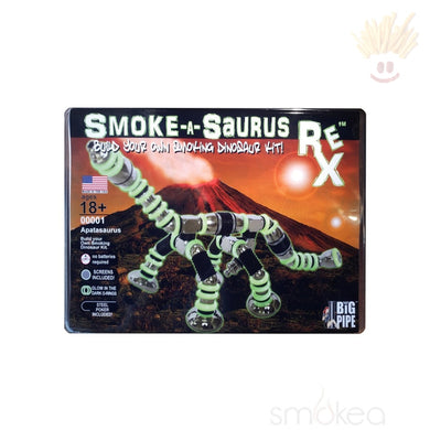 Smoke A Saurus Rex Metal Pipe Super Kit Hand Pipes