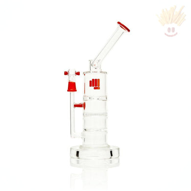 Snoop Pounds Battleship Red Dab Rigs