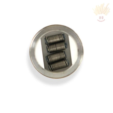 Source Xl Black Ceramic Quad Coil Vape Parts