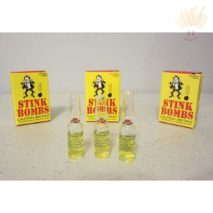 Stink Bombs (24 Count) Novelty Items