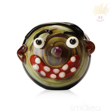 The Crush Glass Mad Scientist Sidekick Hand Pipe Pipes