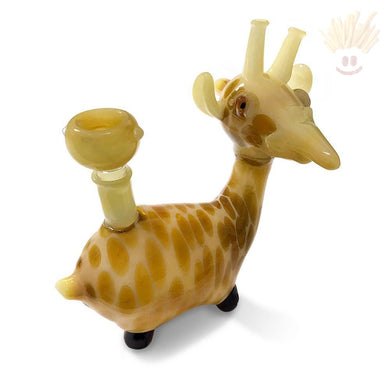 The Cute Giraffe Water Pipe Glass Pipes