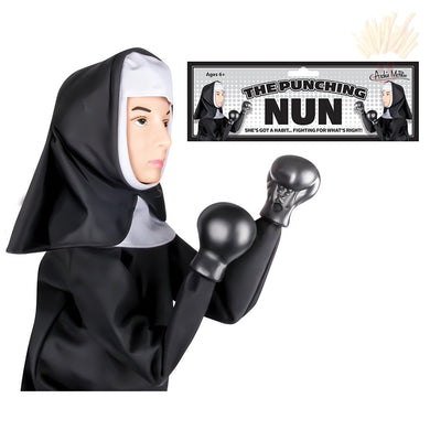 The Punching Nun Puppet Novelty Items