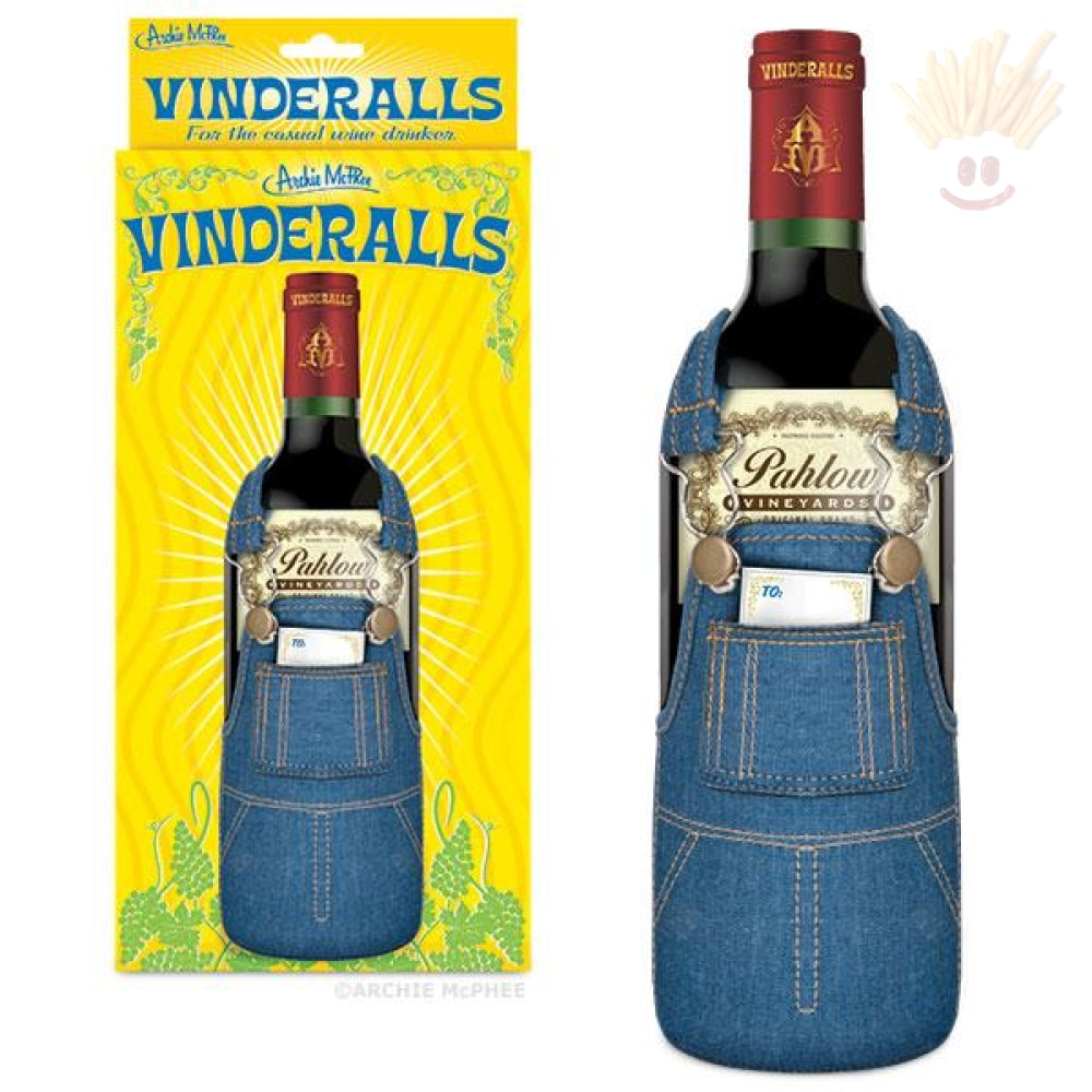 Vinderalls Wine Bottle Cover Novelty Items