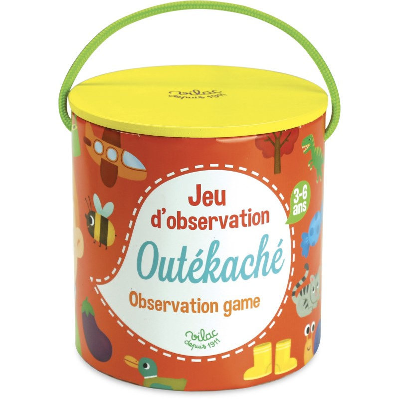 Outekache Search Game