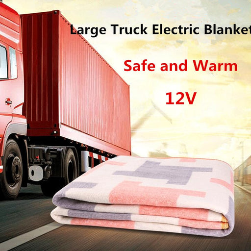 12V Electric Blanket - Truck Driver Store