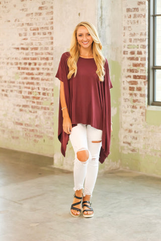 Brighton Tunic - Multiple Color Options
