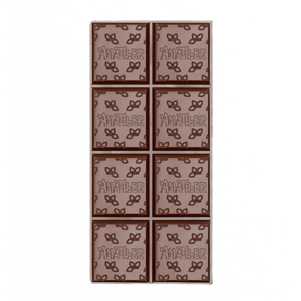 Chocolate Amatller Single Origins 70g Tablet Pattern