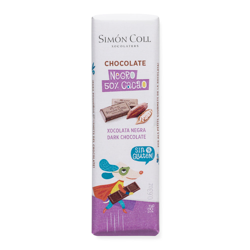 Chocolate 50% Cocoa Kids 18g