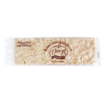 Hard Almond Nougat 280 g. / Cut in Portions