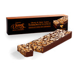 Milk Choc. & Almonds Nougat 300 g. /  Excellence Collection