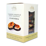 """Souffle""  Chocolate Almond Nougat / Box 5X30g."