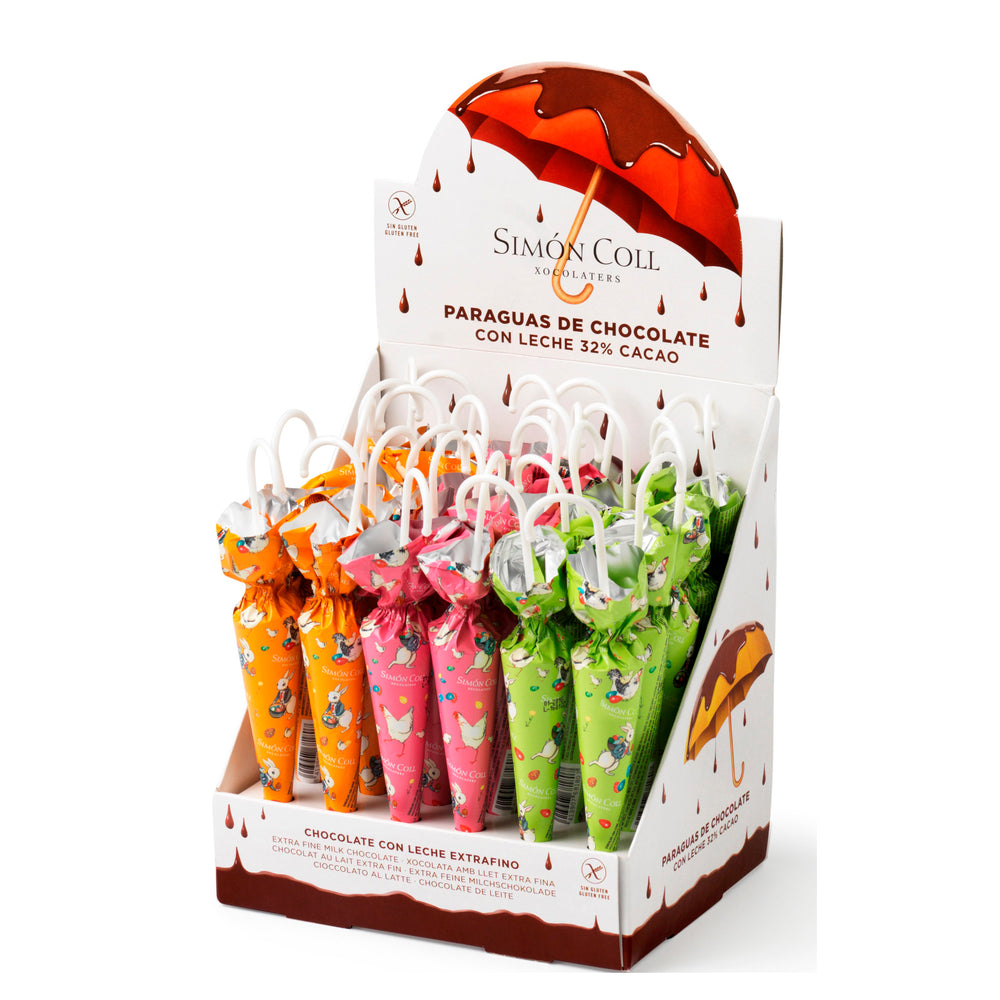 Umbrella Easter 35g Milk Chocolate