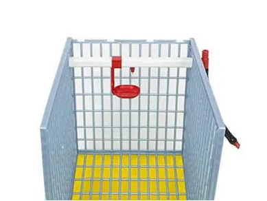 Drinker for Chicken Cage - Hatching Time