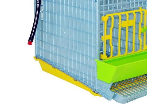 Manure Tray for Partridge Cage - Easy Cleaning