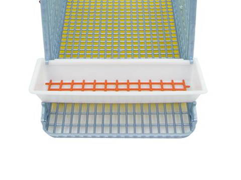 Smart Feeder for Quail Cage 1 Section - Hatching Time