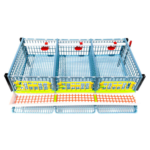 Quail Cage - 4 Layer
