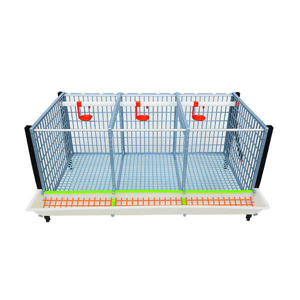 Open Diagram of Tier Addition for GL40 Grow Out Pen for Chicks Hatching Time Cimuka