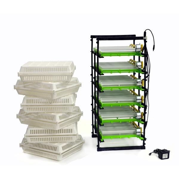 Conturn 180 Set - Automatic Egg Turners and Hatch Baskets